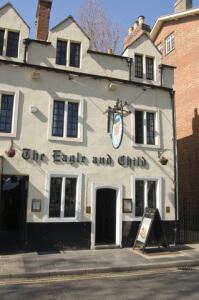 The Inklings Met at This Pub