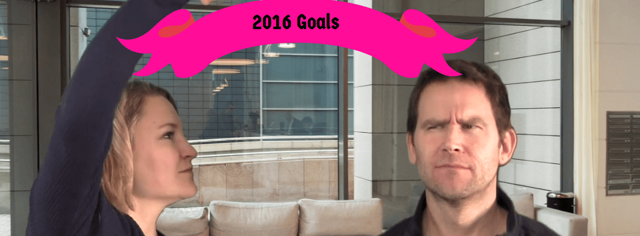 Happy New Year … Now About Your Goals for 2016